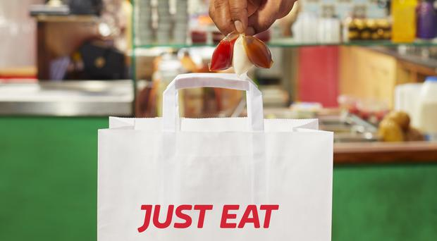 Two Dutch firms are battling for control of Just Eat (Just Eat/PA)
