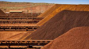 Rio Tinto was boosted high demand for iron ore (Rio Tinto/PA)