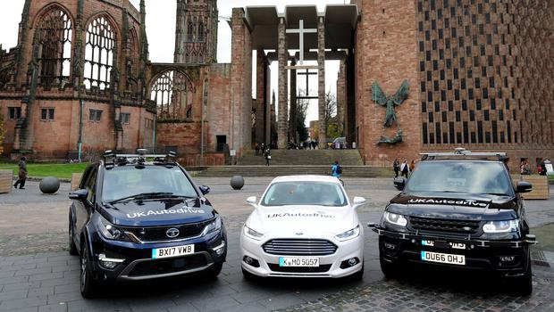 Profits at Jaguar Land Rover have hit the skids (Rui Vieira/PA)