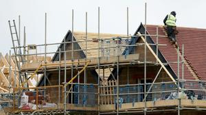 House-building giants Persimmon and Vistry Group have laid bare the toll taken on sales during the coronavirus lockdown, but cheered recovering demand amid cautious home-buyers (Gareth Fuller/PA)