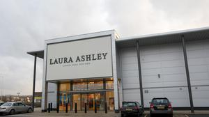 Pre-tax losses at Laura Ashley have ballooned to £4m after a tough year (Steve Parsons/PA)