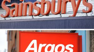 The roll-out of click and collect will allow shoppers to pick up Argos and Tu clothing products at convenience stores