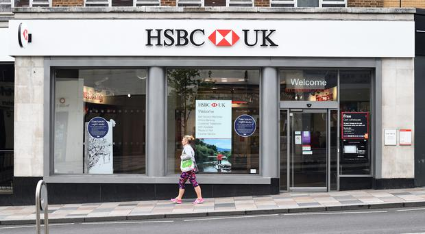 HSBC has launched a new fund for SMEs to borrow from (KIrsty O'Connor/PA)