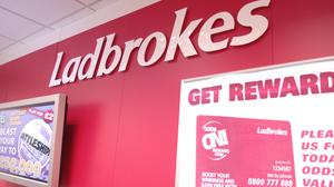 Ladbrokes Coral posted a 7% rise in proforma earnings to £158.3 million for the six months to the end of June