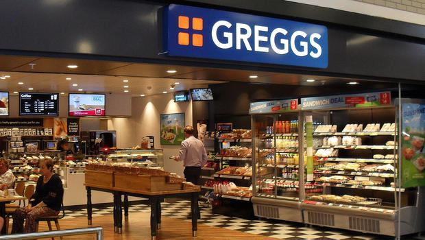 Bakery chain Greggs has warned full-year profits could flat-line after taking a sales hit from the Beast from the East and slower spring trading.