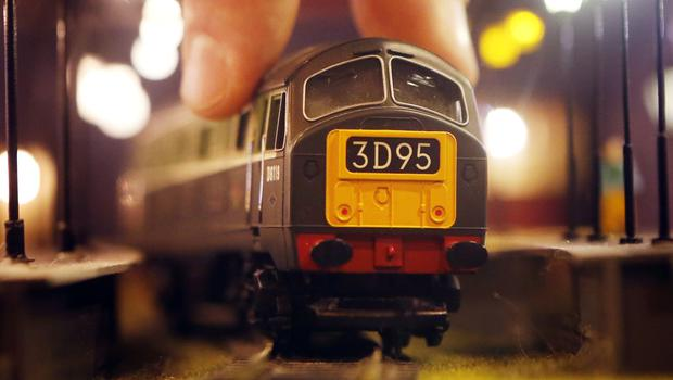 Hornby trimmed its losses as it pushed ahead with its business turnaround (PA)