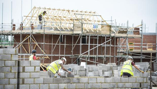 Increasing numbers of people are in work, latest government statistics show.