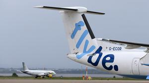 Regional airline Flybe saw shares nosedive after it warned over full-year profits following easing demand and a £29 million hit from rising fuel costs and the weak pound.