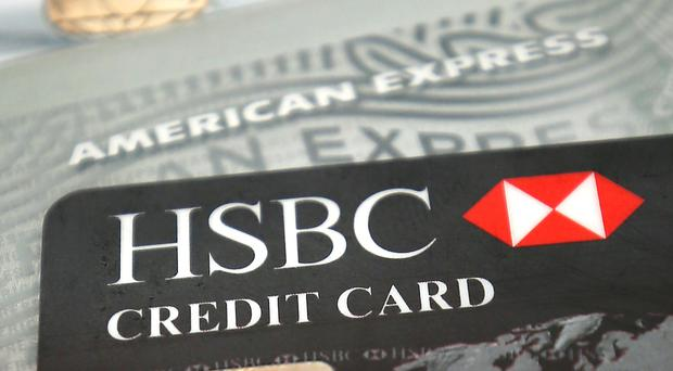 Lenders tightened their credit scoring criteria and chopped zero-interest periods on new credit card lending towards the end of 2019, a Bank of England survey found (Philip Toscano/PA)
