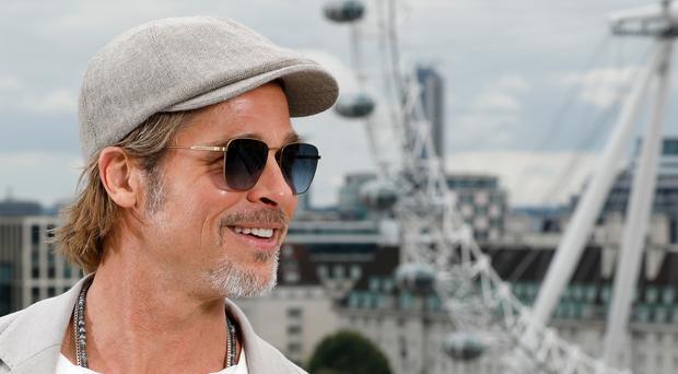 Brad Pitt is one of the investors in Industrial Heat (David Parry/PA)
