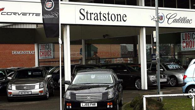 Car dealership Pendragon has warned that 2019 profits are set to come in around the bottom end of forecasts after election uncertainty weighed on consumer demand (Peter Byrne/PA)