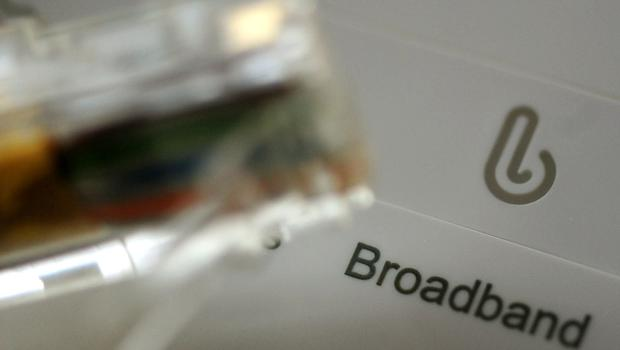 A new report has found that more than half of SMEs are struggling with slow internet (Rui Vieira / PA)