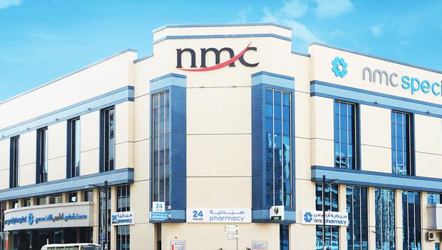 NMC Health has confirmed it is in talks about a potential sale (NMC Health / PA)
