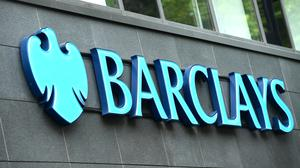 Barclays is introducing temporary interest-free buffers of £750 on pre-agreed overdrafts from the start of May (PA)