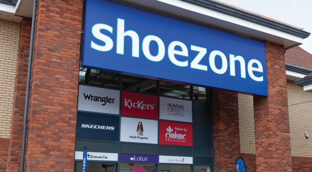 Shoe Zone profits slipped as the company was hit by rising costs (Shoe Zone/PA)