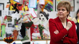 Nicola Sturgeon will call on businesses, academia, the public sector and others to work together