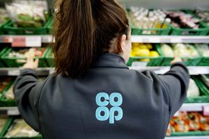 Co-op food outperformed the market, despite being up against a busy 2018. (Co-op / PA)
