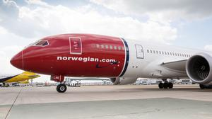 Norwegian has reached a deal with Rolls-Royce (Norwegian/PA)