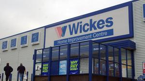 Wickes owner Travis Perkins has announced it plans to sell the firm (PA)