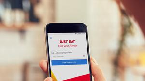Just Eat has invested in its own delivery fleet (PA)
