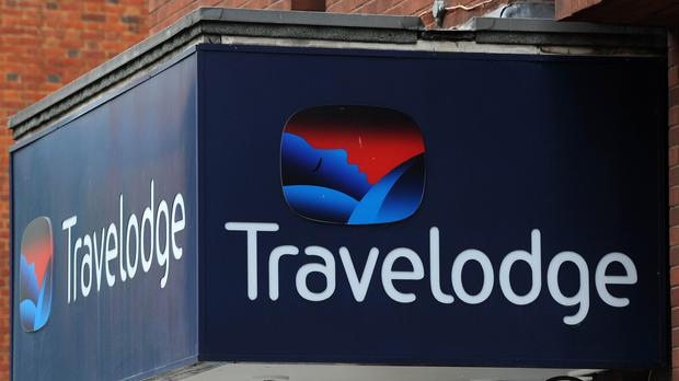 Travelodge has had a decent first half (PA)