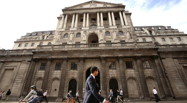 A Bank of England economist suggested rates could fall even in a no-deal Brexit scenario (Yui Mok/PA)