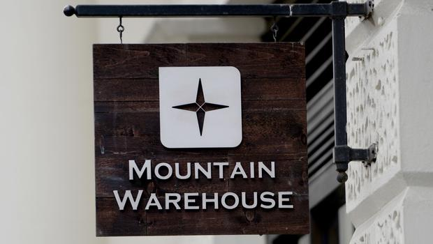 Mountain Warehouse grew its sales by 22% in the year to February (Anthony Devlin/PA)