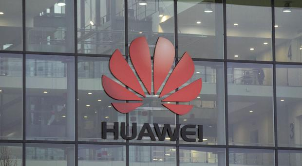 BT boss Philip Jansen has said it would take seven years to remove Huawei from the UK (Steve Parsons/PA)