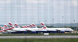 BA owner IAG was one of the biggest fallers on Monday's FTSE 100
