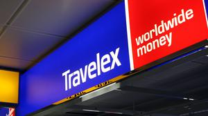 Travelex was unable to process many transactions after the hack (Steve Parsons/PA)