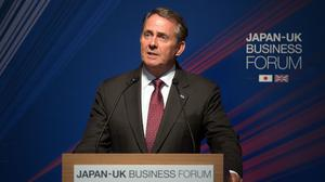 Liam Fox said it was time to start talks on the future relationship between Britain and the EU as it would benefit both sides