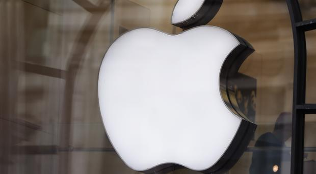 Apple has released its latest financial results (Yui Mok/PA)