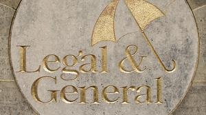 Legal and General's profits increased after record company pension deals (Dominic Lipinski/PA)