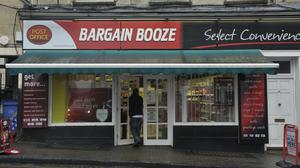 Accountancy giant Grant Thornton has been fined £1.95 million by the industry watchdog for 'firm-wide' failures in its auditing of collapsed Bargain Booze owner Conviviality (PA)
