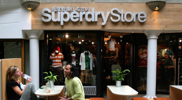 Superdry is undergoing a revamp led by founder Julian Dunkerton (Tim Ireland/PA)