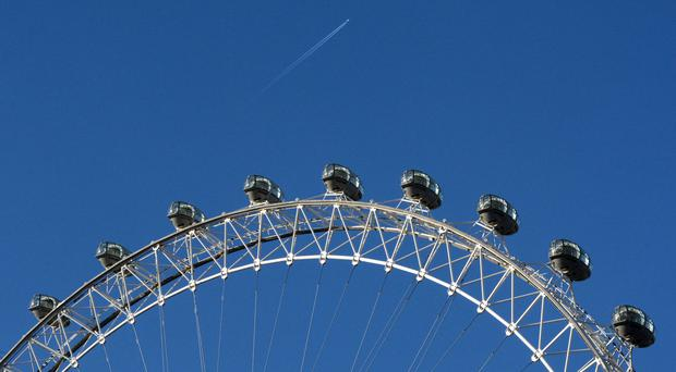 Merlin Entertainments owns attractions such as the London Eye
