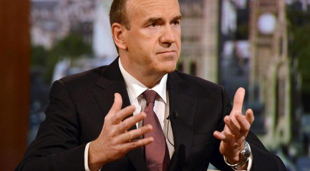 Former Tesco boss Sir Terry Leahy is chairman of B&M and oversaw the recent takeover of Heron Food Group's 251 stores