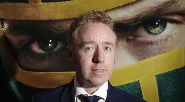 Mark Millar is the man behind Kick-Ass and other successful modern comic characters