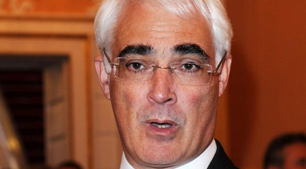 Former chancellor Lord Darling