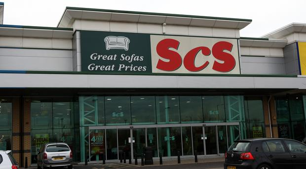 ScS said it was hit by more difficult retail conditions and failed to match up to strong sales from a year earlier