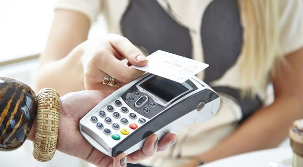 Contactless payments accounted for 34% of card transactions in June