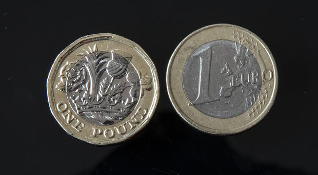 The euro could soon be worth as much as a pound