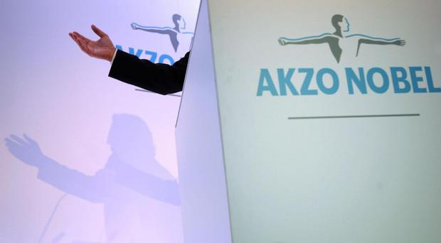 USA activist investor ends feud with Dutch paintmaker Akzo Nobel