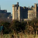 Pensioners living near Arundel Castle in West Sussex benefit from high disability-free life expectancy