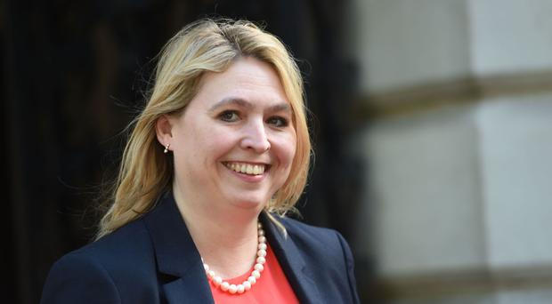 Karen Bradley will decide whether the proposed tie-up should face an in-depth investigation