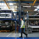 Alexander Dennis has secured a £44 million finance deal to sell double-decker buses to Mexico