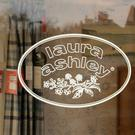 Laura Ashley said pre-tax profit fell from £22.8 million to £6.3 million in the year to June 30