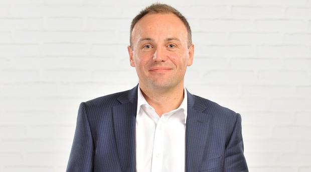 David Buttress was awarded more than a million shares as part of Just Eat's share ownership plan (Just Eat/PA)