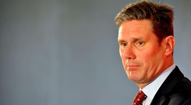 Sir Keir Starmer indicated that the party is ready to negotiate new single market and customs union terms