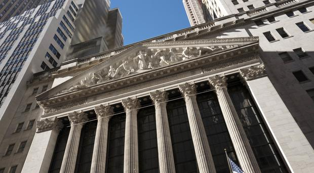 Wall St edges up as health, home improvement chains climb